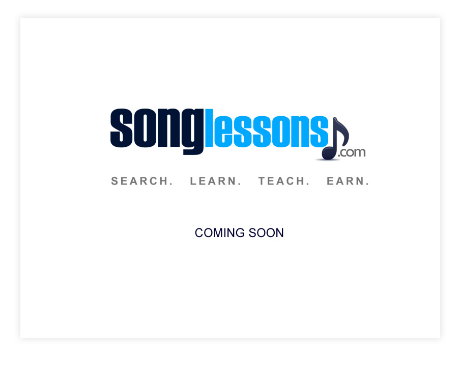 Songlessons.com - Search | Learn | Teach | Earn!